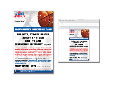 Sports America Basketball Camp